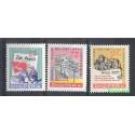 Albania 1967 Mi 1185-1187 Czyste **