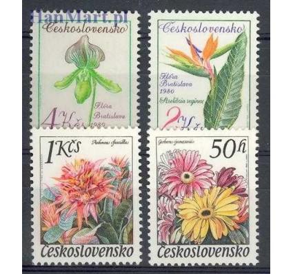 Znaczek Czechosłowacja 1980 Mi 2574-2577 Czyste **