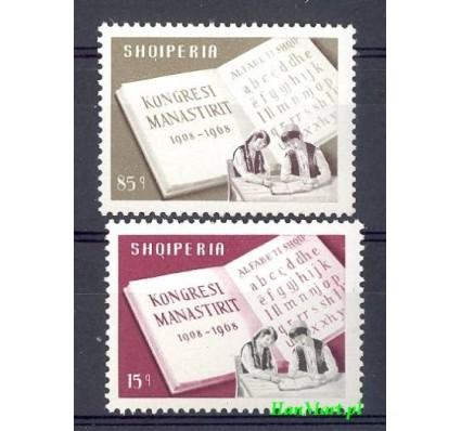 Albania 1968 Mi 1319-1320 Czyste **