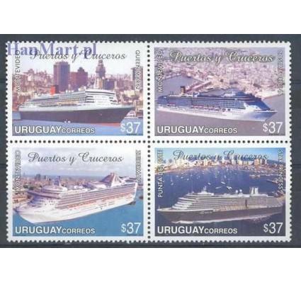 Znaczek Urugwaj 2006 Mi 2954-2957 Czyste **