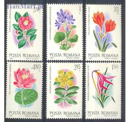 Znaczek Rumunia 1980 Mi 3721-3726 Czyste **