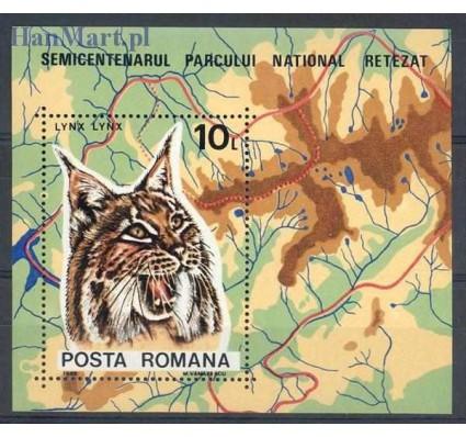 Znaczek Rumunia 1985 Mi bl 218 Czyste **
