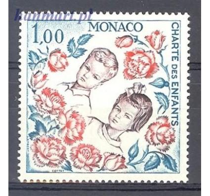 Znaczek Monako 1963 Mi 725 Czyste **