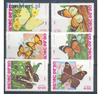 Znaczek Wyspy Zielonego Przylądka 1982 Mi 467-472 Czyste **