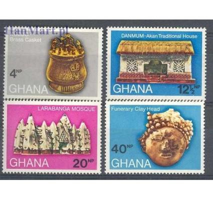 Znaczek Ghana 1970 Mi 417-420 Czyste **