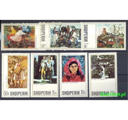 Znaczek Albania 1972 Mi 1582-1588 Czyste **