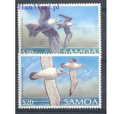 Znaczek Samoa 1989 Mi 690-691 Czyste **