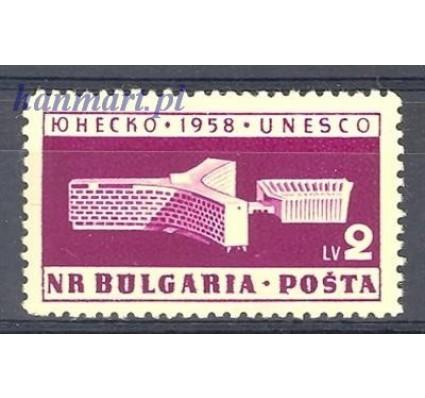Znaczek Bułgaria 1959 Mi 1103 Czyste **
