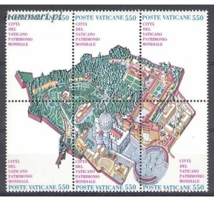 Znaczek Watykan 1986 Mi 883-888 Czyste **