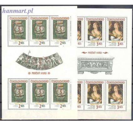 Znaczek Czechosłowacja 1988 Mi 2975-2976 Czyste **