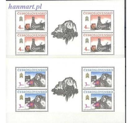 Znaczek Czechosłowacja 1989 Mi 3022-3023 Czyste **