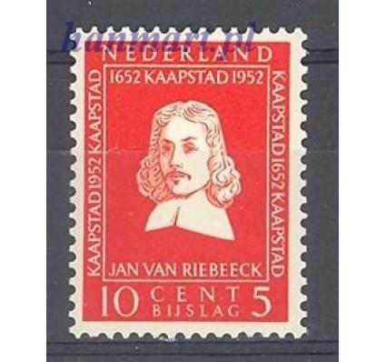 Znaczek Holandia 1952 Mi 585 Czyste **