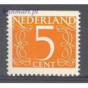 Holandia 1964 Mi 613xxDo Czyste **