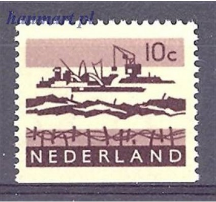 Znaczek Holandia 1966 Mi 800xxDu Czyste **