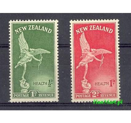 Znaczek Nowa Zelandia 1947 Mi 299-300 Czyste **