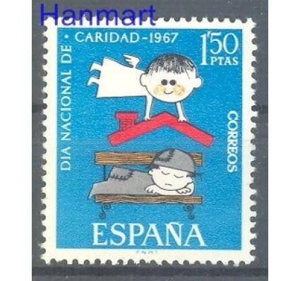 Znaczek Hiszpania 1967 Mi 1688 Czyste **