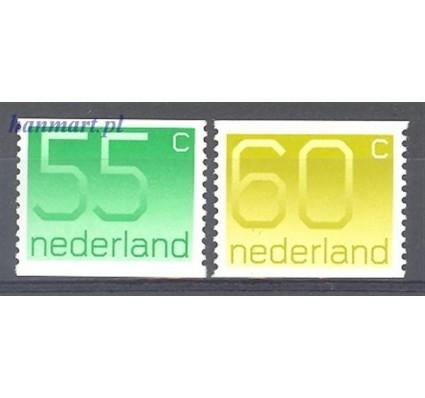 Holandia 1981 Mi 1183-1184C Czyste **