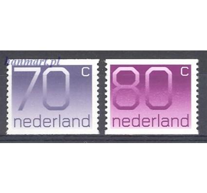 Holandia 1991 Mi 1415-1416C Czyste **