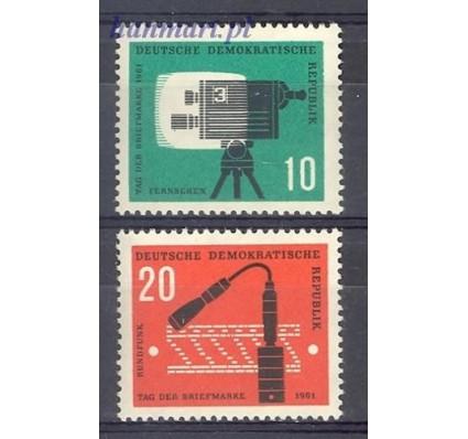 NRD / DDR 1961 Mi 861-862 Czyste **
