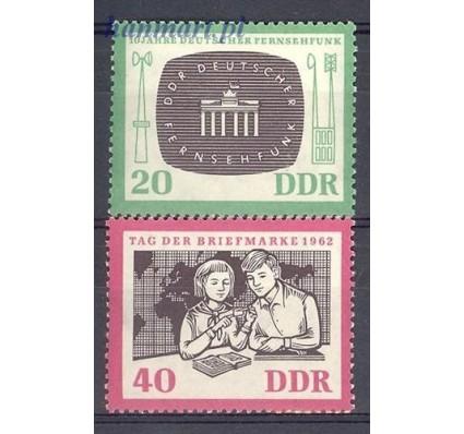 Znaczek NRD / DDR 1962 Mi 923-924 Czyste **