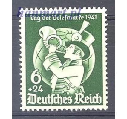 Znaczek Deutsches Reich / III Rzesza 1941 Mi 762 Czyste **