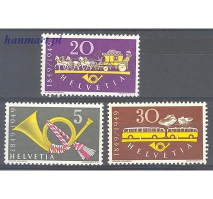 Szwajcaria 1949 Mi 519-521 Czyste **