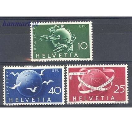 Szwajcaria 1949 Mi 522-524 Czyste **