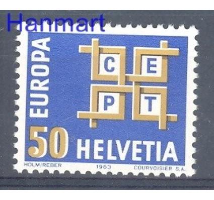 Szwajcaria 1963 Mi 781 Czyste **