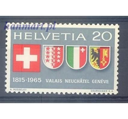 Szwajcaria 1965 Mi 819 Czyste **