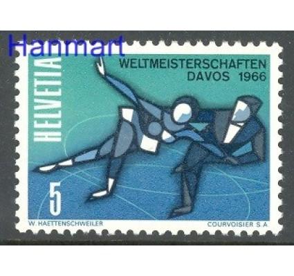 Szwajcaria 1965 Mi 822 Czyste **