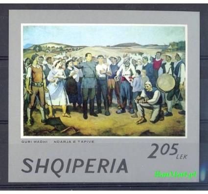 Znaczek Albania 1974 Mi bl 53 Czyste **