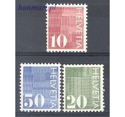 Znaczek Szwajcaria 1970 Mi 933-935 Czyste **