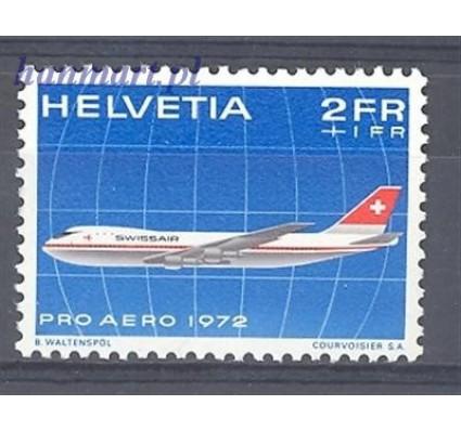 Szwajcaria 1972 Mi 968 Czyste **