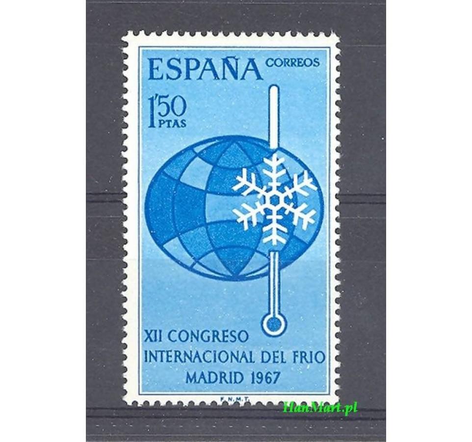 Hiszpania 1967 Mi 1708 Czyste **