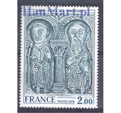 Francja 1976 Mi 1953 Czyste **