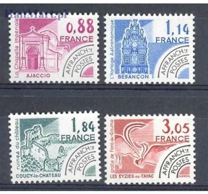 Znaczek Francja 1981 Mi 2241-2244 Czyste **