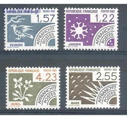 Francja 1985 Mi 2479-2482 Czyste **