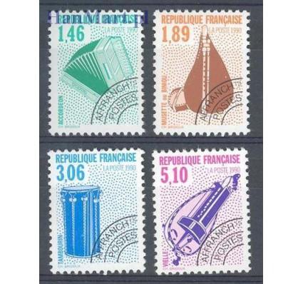 Francja 1990 Mi 2791-2794 Czyste **