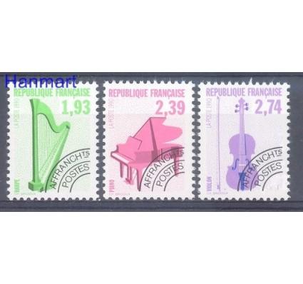 Znaczek Francja 1990 Mi 2808-2810 Czyste **