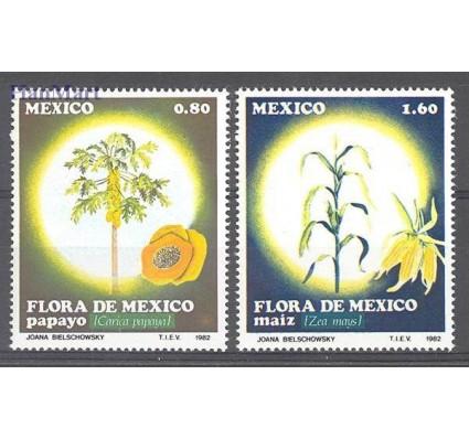 Meksyk 1982 Mi 1835-1836 Czyste **