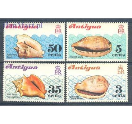 Antigua i Barbuda 1972 Mi 277-280 Czyste **