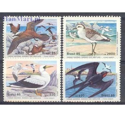 Brazylia 1985 Mi 2122-2125 Czyste **