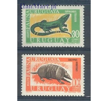 Urugwaj 1970 Mi 1165-1166 Czyste **