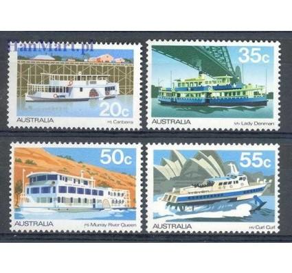 Znaczek Australia 1979 Mi 668-671 Czyste **
