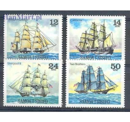 Znaczek Samoa i Sisifo 1980 Mi 423-426 Czyste **