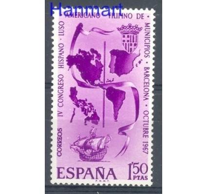 Znaczek Hiszpania 1967 Mi 1710 Czyste **