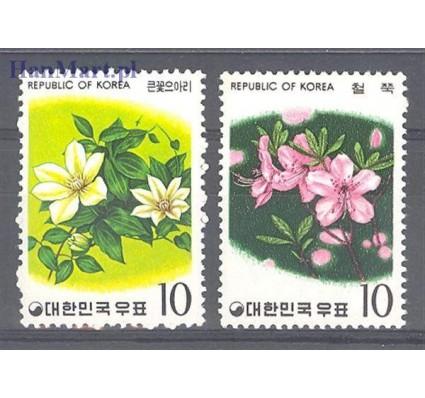 Korea Południowa 1975 Mi 977-978 Czyste **