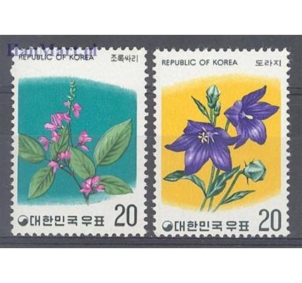 Korea Południowa 1975 Mi 1002-1003 Czyste **