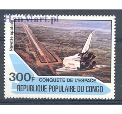 Kongo 1981 Mi 808 Czyste **