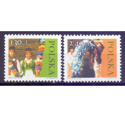 Polska 2006 Mi 4236-4237 Fi 4086-4087 Czyste **